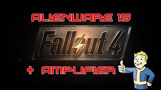 getlinkyoutube.com-Alienware 15 (w& w/o Graphics Amplifier) - Fallout 4 (4K Testing)