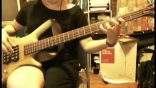 getlinkyoutube.com-Eraserheads - Ligaya (Bass Cover)