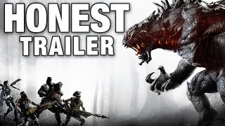 EVOLVE (Honest Game Trailers)