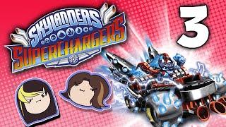 getlinkyoutube.com-Skylanders Superchargers: Mad Gains - PART 3 - Grumpcade