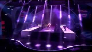 getlinkyoutube.com-Cheryl - Crazy Stupid Love live Britain's Got Talent 2014