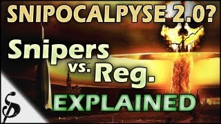 getlinkyoutube.com-CoD | Quickscoping =/= Overpowered - Snipers vs Reg. Guns Explained - Snipocalypse 2.0