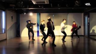 getlinkyoutube.com-BEAST - '12시 30분(12:30)' (Choreography Practice Video)