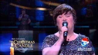 "getlinkyoutube.com-Susan Boyle (Joel Osteen) ~ ""You Raise Me Up"" ~ (17 Nov 13)"