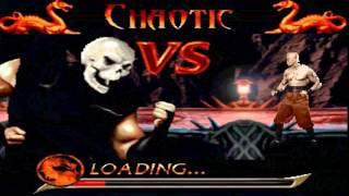 getlinkyoutube.com-MK Chaotic gameplay #99 - Hulk Monk & Guard (tag)