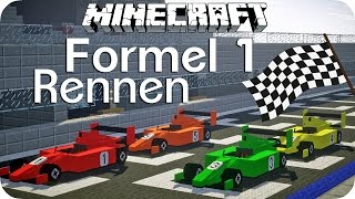 getlinkyoutube.com-Formel 1 Rennen (Flans Mod) - Minecraft Lets Play [DE] [HD]