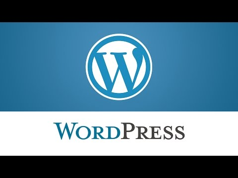 WordPress. Cherry Framework. How To Make Pages Show Posts From Categories & Assign Them To Top Menu