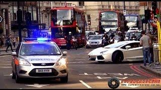 getlinkyoutube.com-Arab Supercars vs The Police