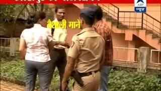 getlinkyoutube.com-Kolhapur: 'Lady Singhams' catch eve-teasers on bikes