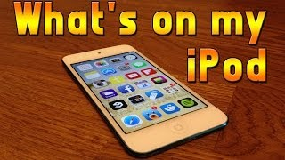 getlinkyoutube.com-What's on my iPod Touch 5G - 2014 Edition - iOS 7 - My Apps & Games !
