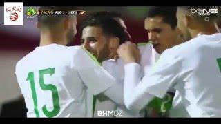 getlinkyoutube.com-◄ جديد   أجمل أهداف المنتخب الوطني الجزائري 2016