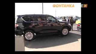 getlinkyoutube.com-Полиция и ФСБ остановили кортеж Пригожина