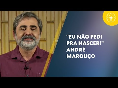 Psicanalista Espírita André Marouço