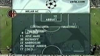 getlinkyoutube.com-AC Milan - FC Barcelona 18.10.2000