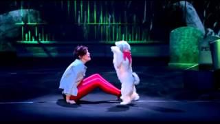 getlinkyoutube.com-Ashleigh & Pudsey - Thriller Routine (Britain's Got Talent 2013)
