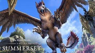 The Elder Scrolls Online - Summerset Bejelentés Trailer