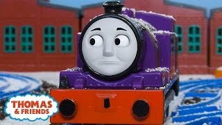 getlinkyoutube.com-Series Premiere: Ryan's Secret | The Great Snow Storm of Sodor Episode #1 | Thomas & Friends