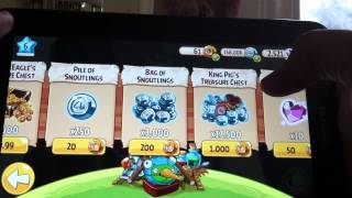 getlinkyoutube.com-how to hack angry birds epic using game killer snoutlings hack