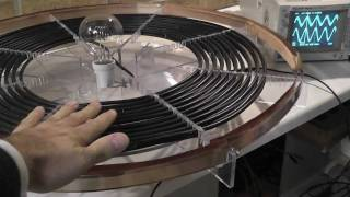getlinkyoutube.com-Tesla Wireless Power Transmission, Part 2