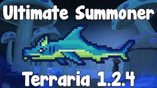 getlinkyoutube.com-Ultimate Summoner Loadout - Terraria 1.2.4 Guide Summoner Loadout - GullofDoom