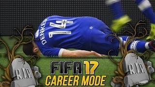 getlinkyoutube.com-FIFA 17 Career Mode - Ep 14 - RIP IN PEEEEEACE!!
