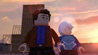 Lego Marvel's Avengers - Flash vs. Quicksilver