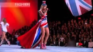 Light Em Up - Fall out Boy ft. Taylor Swift | Victoria's Secret Fashion Show 2013