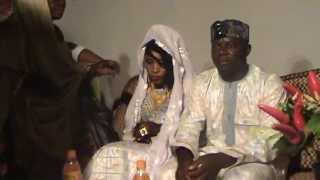 getlinkyoutube.com-Hajia Habsou Garba au cocktail Yac B&Nana