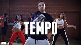 Tempo - Chris Brown - Choreography by Alexander Chung - Filmed by #TMillyTV width=