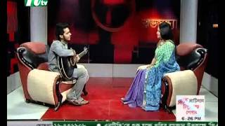 getlinkyoutube.com-Pagla and pagli group of boss Arfin Rumi Ntv Shuvo Shondha 11/03/2014 by Md Imran Khan