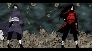getlinkyoutube.com-Madara/Obito Not Strong Enough [AMV]