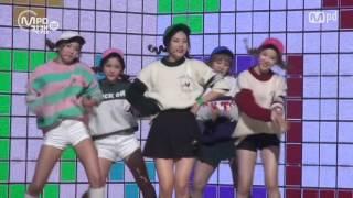 getlinkyoutube.com-[MPD직캠] 레드벨벳 직캠 DUMB DUMB Red Velvet Fancam @엠카운트다운_151008