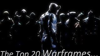 getlinkyoutube.com-Top 20 Warframes Of Warframe