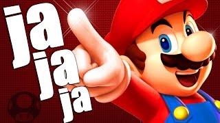 getlinkyoutube.com-QUE CHISTE MAS MALO | Super Mario Maker