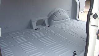 getlinkyoutube.com-LINE-X Spray-on Van liners - better than ply linings!