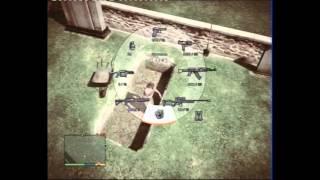 getlinkyoutube.com-GTA V come trovare armi,macchine speciali