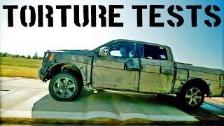 getlinkyoutube.com-► 2015 Ford F-150 Torture Tests