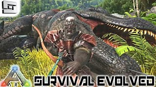 getlinkyoutube.com-ARK: Survival Evolved - TREX and TAMING!!! E7 ( Gameplay )