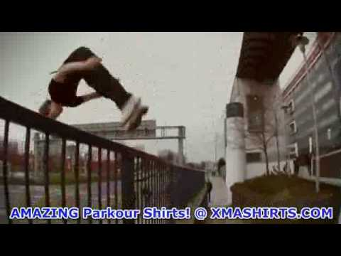 Extreme Parkour and Acrobatics