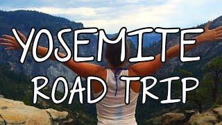 getlinkyoutube.com-Yosemite National Park - Road Trip