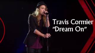 Travis Cormier   Dream On (Cover) Studio Version