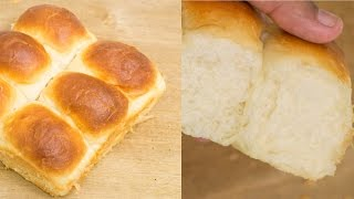 getlinkyoutube.com-Eggless Ladi Pav in Pressure Cooker - Feather Soft Bread Buns Recipe - Eggless Baking Without Oven