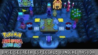 getlinkyoutube.com-Base Secreta Especial: Junichi Masuda ~ Pokémon Rubí Omega & Zafiro Alfa