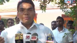 Namal at Sooriyaweva