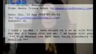 getlinkyoutube.com-E-mails from Meeras Blackberry to Husband Attique-ur-Rehman: