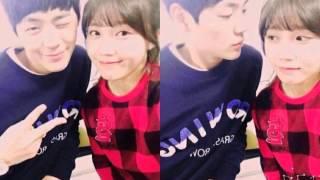 getlinkyoutube.com-Jung Eunji with the Casts of Sassy Go Go.