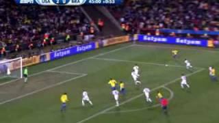 getlinkyoutube.com-Brazil x USA - CONFEDERATIONS CUP FINAL 2009