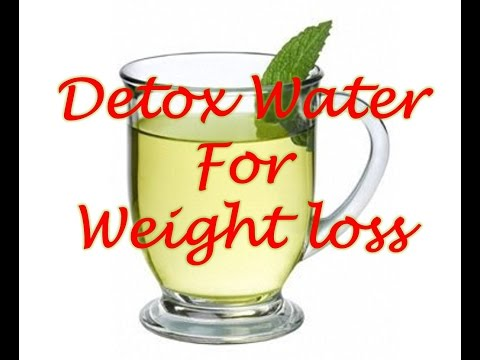 Ayurvedic Detox Water for Weight loss   Healthy recipe by Rinku's Rasoi