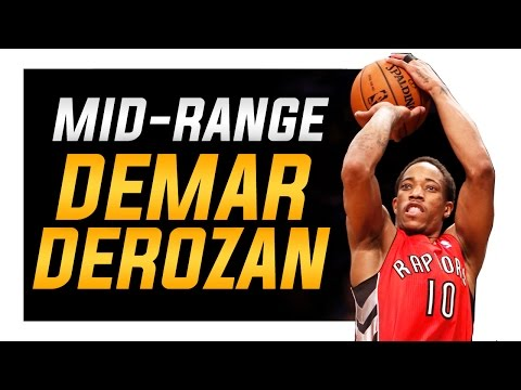 DeMar DeRozan Mid Range Master: Basketball Shooting Form and Tips