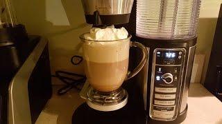 getlinkyoutube.com-HOT CHOCOLATE NINJA COFFEE BAR SWISS MISS HOT COCOA